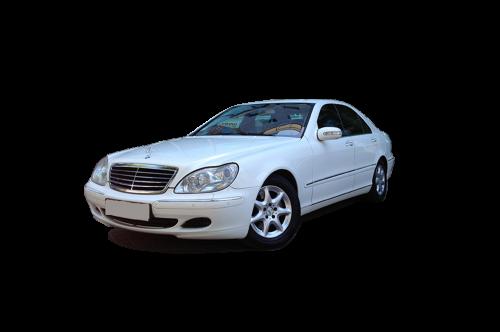 Mercedes-Benz S-Class W220 (1998-2005)