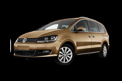VW Sharan II 7N (2010->)