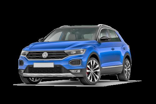 VW T-Roc (2017->)